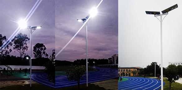 RN-HS Light up school sports ground-Xiamen RiNeng Solar Energy Technology Co.LTD