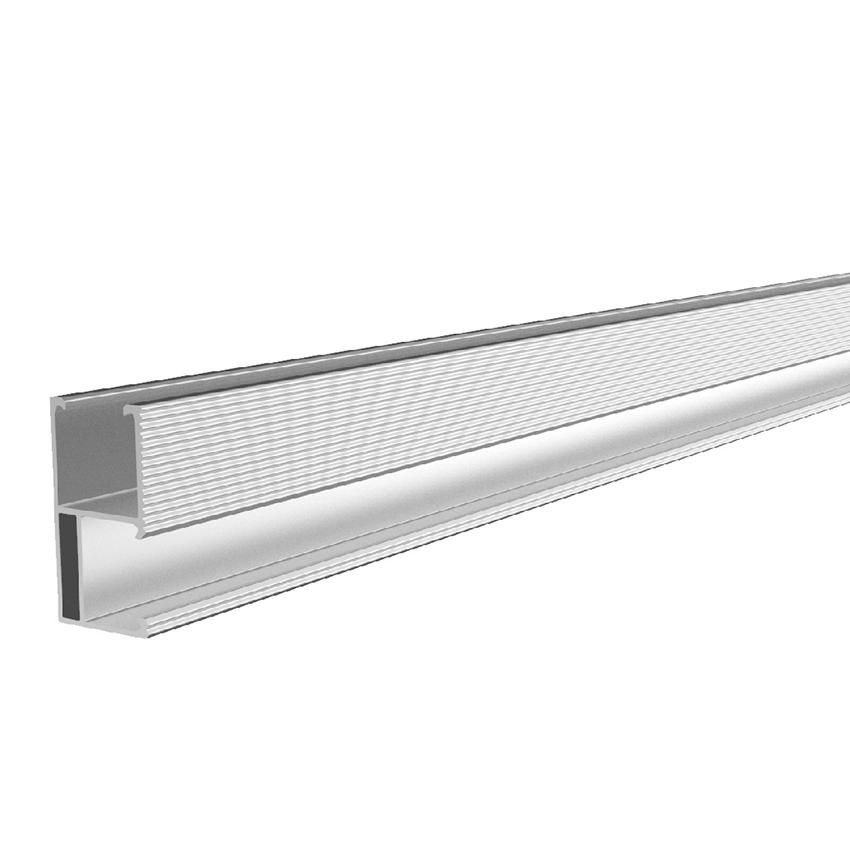 RN-7-SW-2  Trapezoidal Metal Roof  Mounting System-Xiamen RiNeng Solar Energy Technology Co.LTD