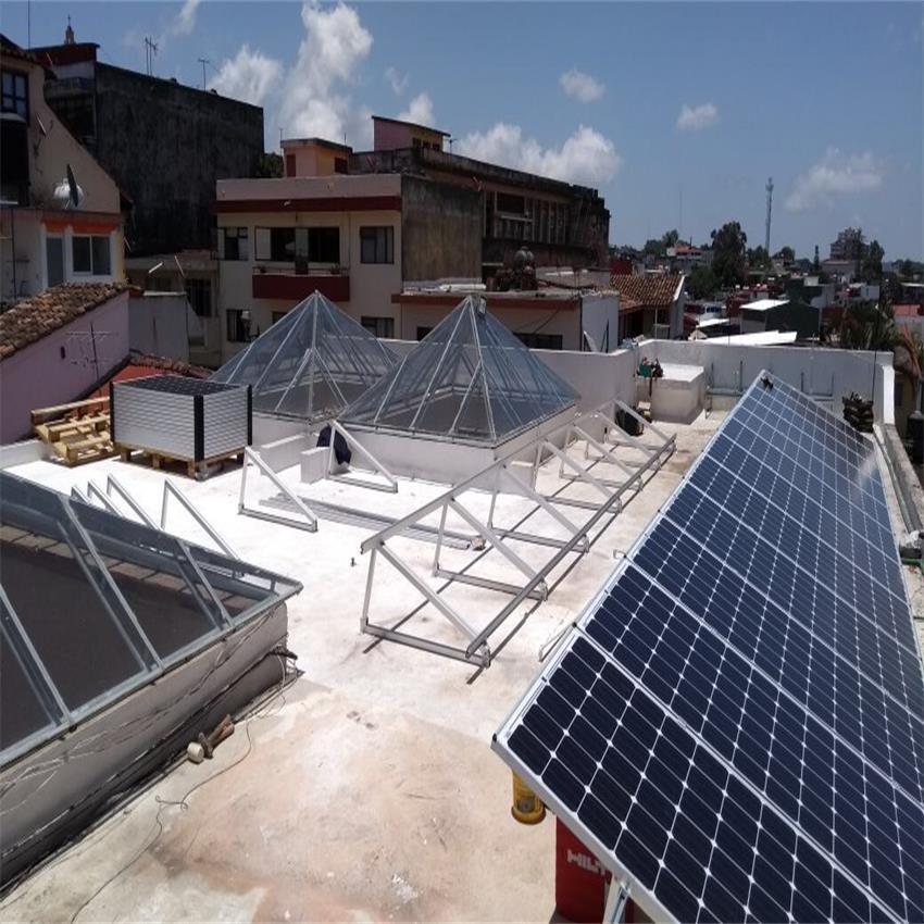 RN-7-SW-3  L-Foot Roof  Mounting System-Xiamen RiNeng Solar Energy Technology Co.LTD